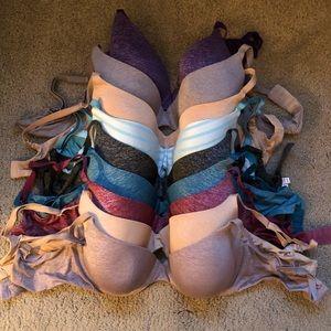 Victoria's Secret Uplift Semi Demi TShirt Bra